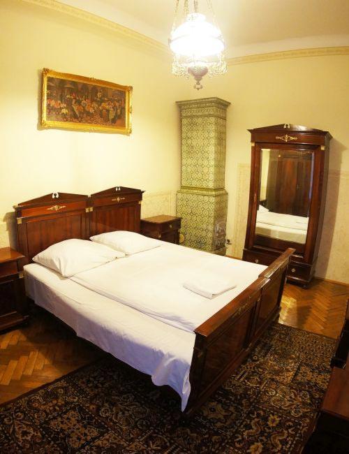 Apartament dziesięcioosobowy Kraków
